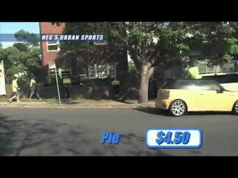 Neg's Urban Sports Down Under - Builder Bakery Buffet Bowl Off