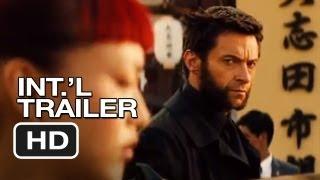 The Wolverine Official International Trailer #1 Hugh
