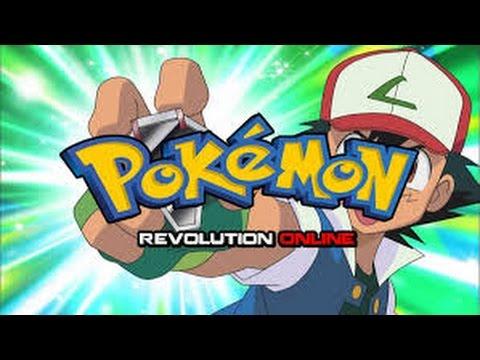 Pokemon revolution #1 Lần đầu tiên chơi về game pokemon