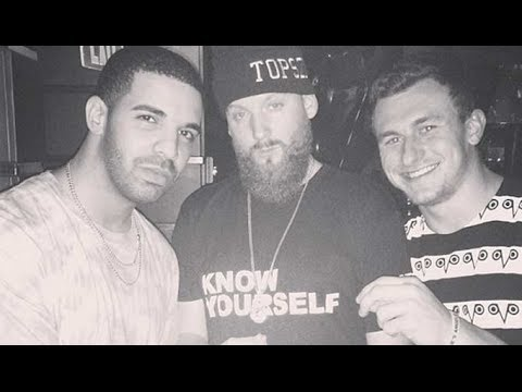 Drake - Draft Day 2014 Lyrics - Dedicated to Johnny Manziel (Music Review Video) New Song 2014