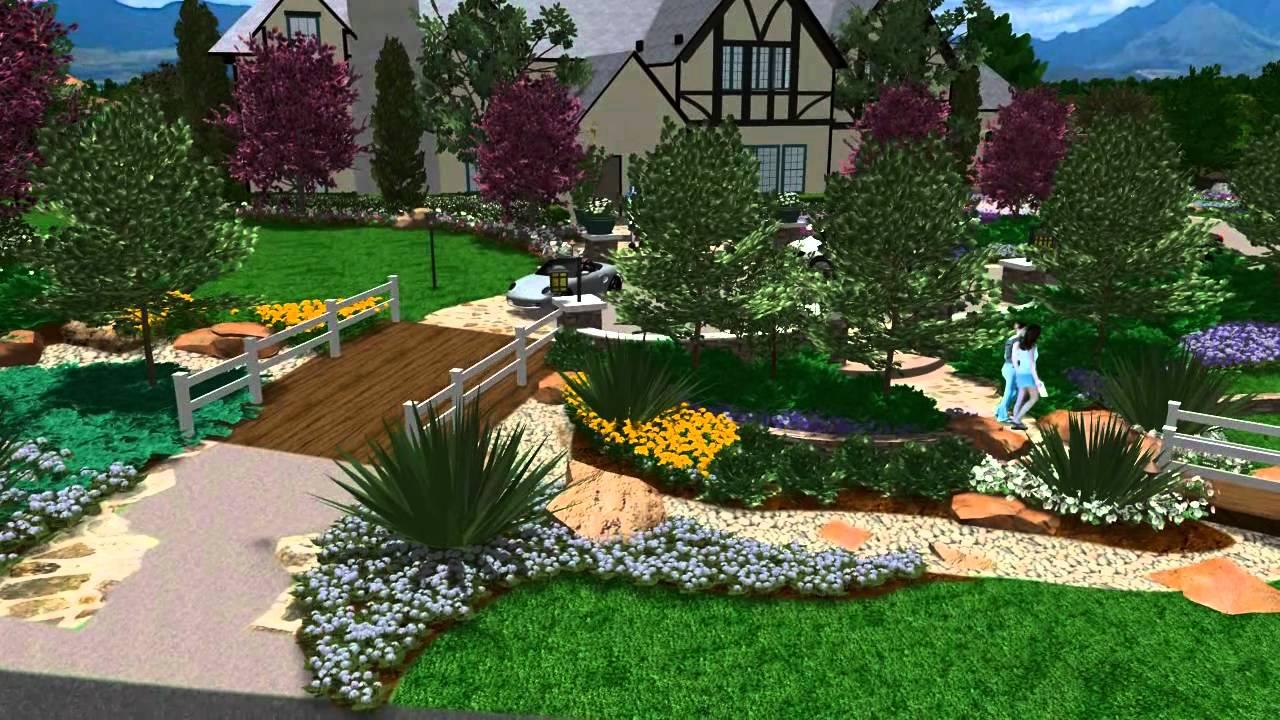 3d Landscape Design Virtual Presentation Studio Presents