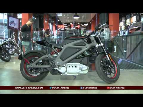 Harley Davidson creates electric bikes
