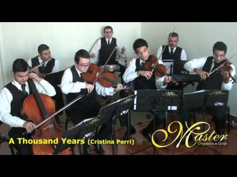 A THOUSAND YEARS - Quarteto de Cordas