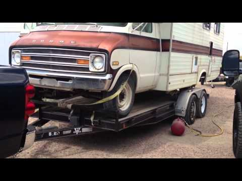 Hình ảnh trong video The Beginning Of The End Of The Motor Home