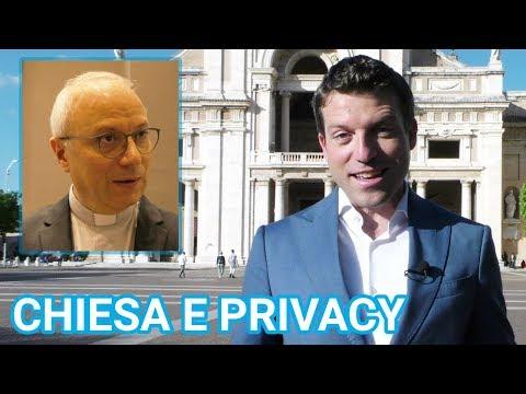 Perché la Chiesa si è impegnata a tutelare la privacy e i dati personali? #tutorialweca