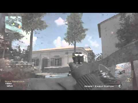 MW3 GLITCHES - *NEW* FULLY UNDER PIAZZA!! (Found By Krayzed Native and GLITCHINGFISH)