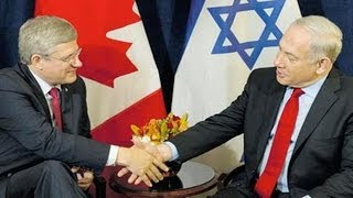 Real News: Canada and Israel: The Ugly Canadian