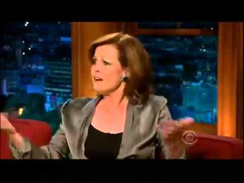 Craig Ferguson 9 15 11D Late Late Show Sigourney Weaver
