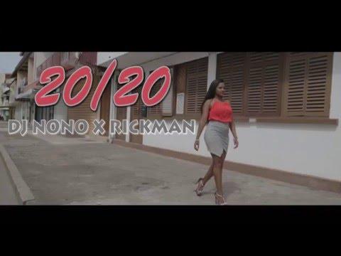 DJ NONO X RICKMAN - 20/20 -  ( AFROBEAT ) OFFICIAL MUSIC VIDEO