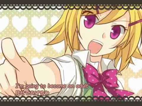 [Eng Sub] Kagamine Rin I Can Take Off My !, UPDATE: I don't know why people keep getting it wrong, but the Japanese title of this song is &quot;pantsu NUGERU mon&quot;. Thank you, that is all. Ah, the indescriba...