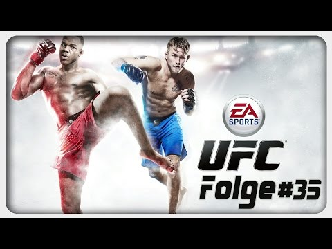 Lets Play EA SPORTS UFC #35 Walkthrough Gameplay Undeafeted vs. Undefeated
