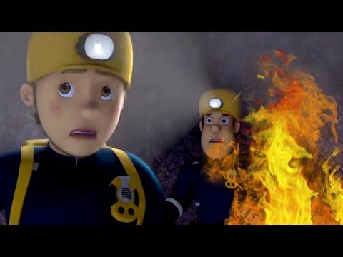 Požárník Sam - V jeskyni