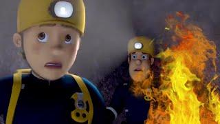 Požiarnik Sam - V jaskyni