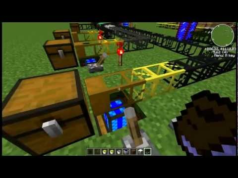 [BuildCraft 2.2] Krok po kroku #1: Rury & Silniki [Tutorial PL]