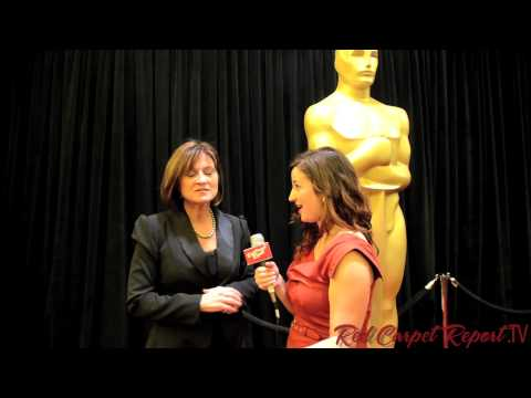 Cheryl Cecchetto at 85th Academy Awards Governors Ball Preview #2013Oscars @CherylCecchetto