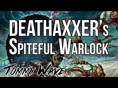 DEATHAXXER's Spiteful Warlock - Hearthstone Decks