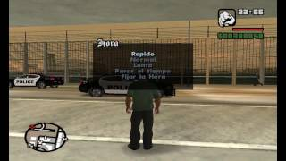 DESCARGAR MENU DE TRAMPAS PARA GTA SAN ANDREAS (PC) 2012