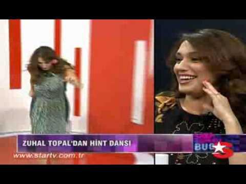 Hürriyet Video Galeri Zuhal Topal'dan Hint dansı