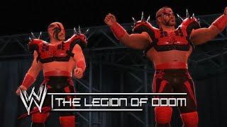 WWE 2K14 Community Showcase: Legion Of Doom (PlayStation 3