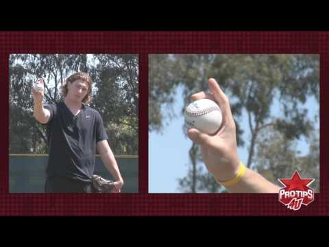 Pitching Tips: Throwing a Curveball with Garrett Richards
