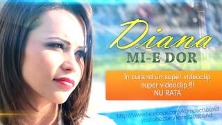 Diana Mi-e Dor 2013 (Very Sad Song) 2014
