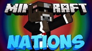 "Minecraft ""BEST MOMENT EVER!"" NATIONS Server Minigame"