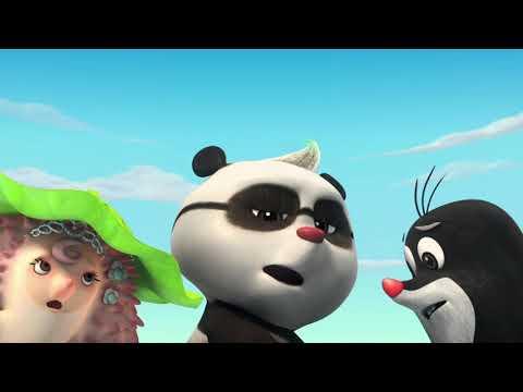 Krtko a Panda 22 - Rybka na súši