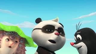 Krtek a Panda 22 - Rybka na soúši