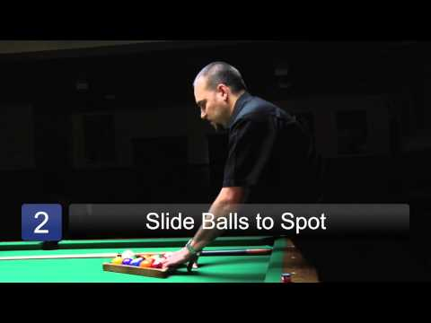 How to Play Eight-Ball : Billiards Lessons