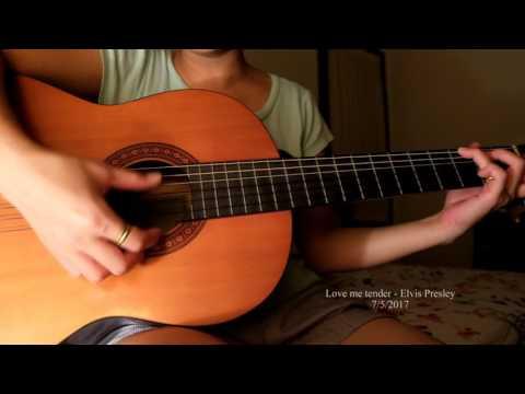 #1: Love me tender - Elvis Presley