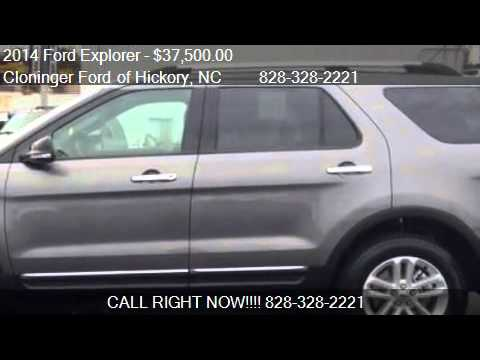 2014 Ford Explorer XLT - for sale in Hickory, NC 28602