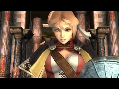 Soulcalibur III - Tales of Souls - Sophitia (Night Terror route)