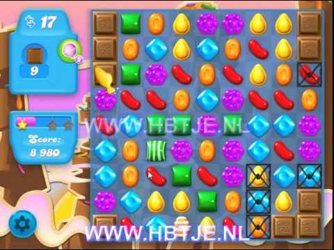 Candy Crush Soda Saga level 67