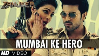 """Mumbai Ke Hero Song"" Zanjeer Movie (Hindi) Ram Charan"
