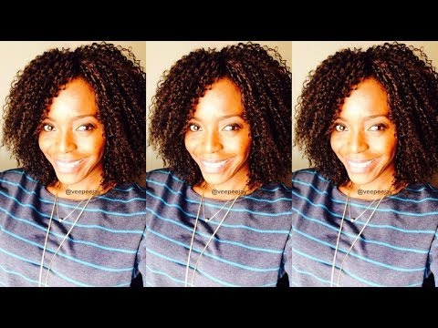 Natural Hair Protective Style| Fashion Source Collection Inca Wig