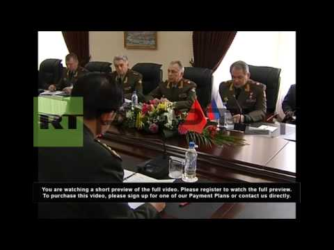 Tajikistan: Russia appreciates China's support over Crimea - Shoigu