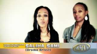 OddaTV: Ms. Mergitu Argo and Ms. Saliha Sami Update on the Upcoming Miss Oromo & Mister Oromo 2014 Competition