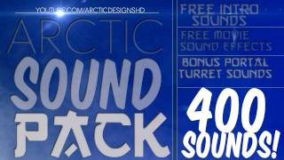 400 Free HD Sound FX! (Direct Download)