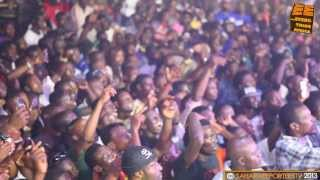 Felabration 2013: Major Highlights, Day One (Shina Peters, Jimmy Jatt, Olamide, Lace) - SaharaTV