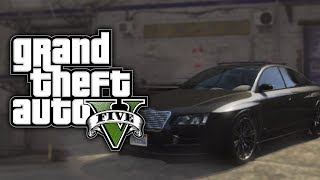 GTA 5 Online: Michael's Car Obey Tailgater (GTA V)