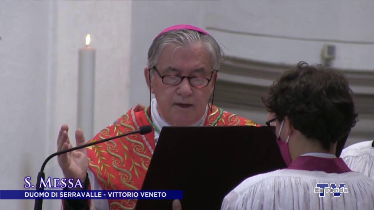 S. Messa solenne in onore di Santa Augusta - Duomo di Serravalle