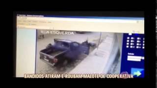 Bandidos assaltam cooperativa na Zona da Mata mineira