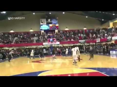 One of the craziest buzzer beaters ever made