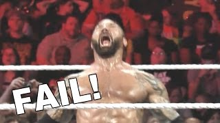 WWE Batista Scream Fail WWE Funny Moment 2014