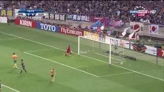 Japan Vs Australia 2014 FIFA World Cup Qualification
