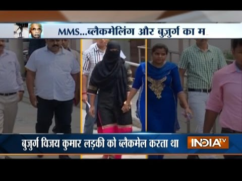 Delhi Police solved the brutal murder case of senior citizen in Mayur Vihar