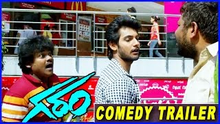 Garam Movie Latest Comedy Trailers - Post Release Trailer - Aadi , Adah Sharma