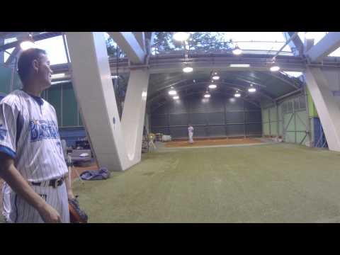 INSIDE 01:三浦大輔 投球練習