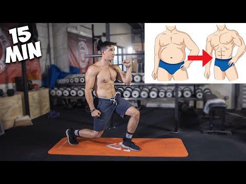 15 min pour perdre le gras du ventre ! (séance sans matériel)