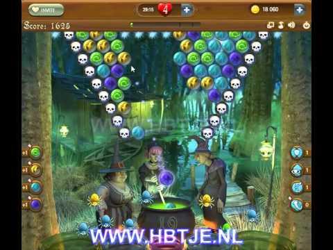 Bubble Witch Saga level 39